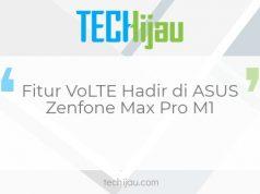 Zenfone Max Pro M1 Sudah VoLTE