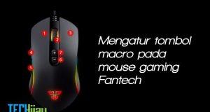 Cara mengatur tombol macro mouse