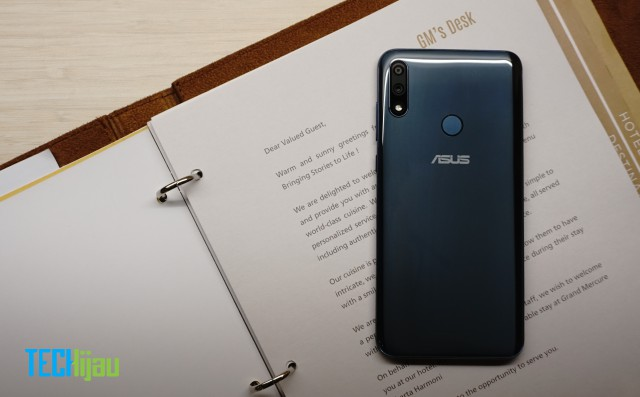 Review asus zenfone max pro m2 indonesia