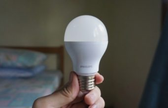 Review lampu philips led