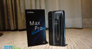 Skor benchmark Zenfone Max Pro m2