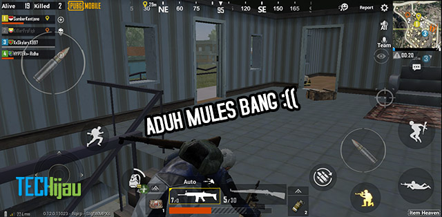 Cara main pubg mobile