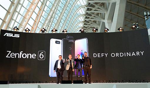 Fitur ASUS Zenfone 6 2019