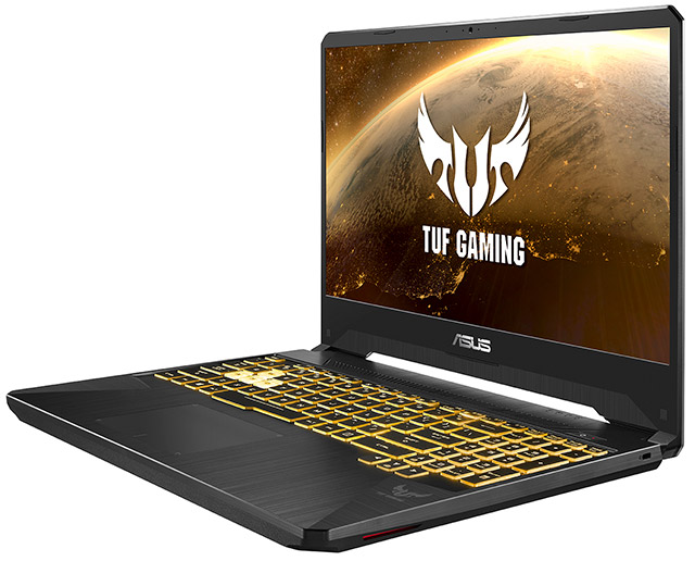 ASUS TUF Gaming FX505 Indonesia