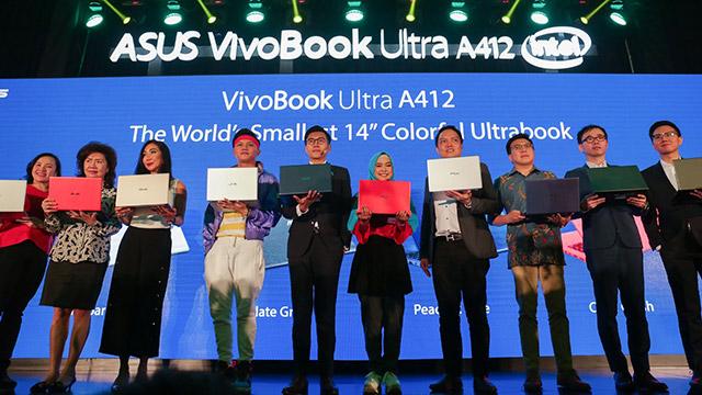 Harga ultrabook murah asus vivobook ultra a412
