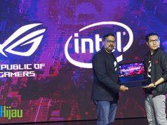 ASUS ROG Terbaru Intel Generasi 9 2019