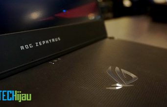 ASUS ROG Zephyrus S GX701