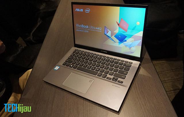Pengalaman pakai ASUS Vivobook A412 Intel
