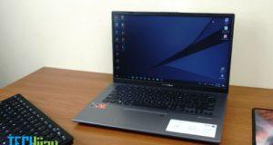 Pengalaman menggunakan ASUS Vivobook Ultra A412DA