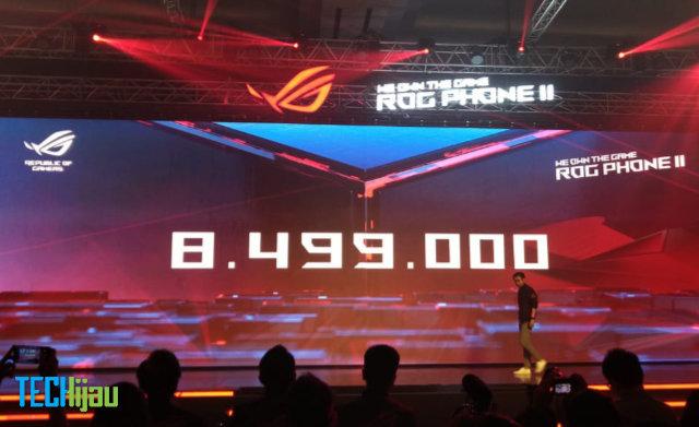Harga resmi ASUS ROG Phone 2 Termurah