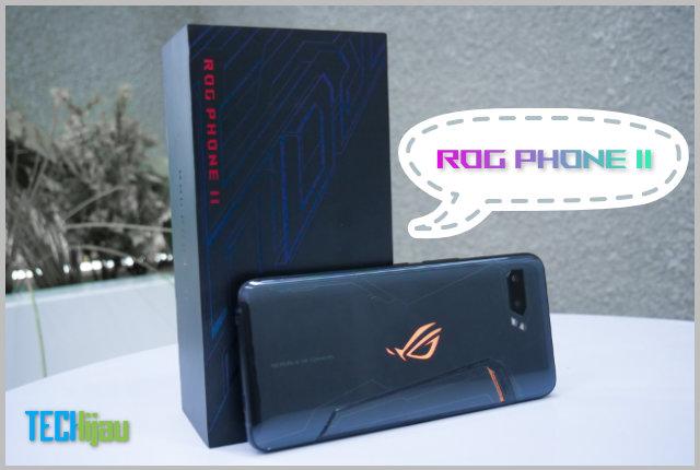 ROG Phone 2 Box