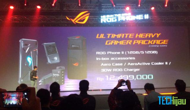 Varian tertinggi ASUS ROG Phone 2 Indonesia