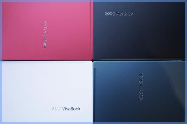 Warna cover ASUS Vivobook S14 S433