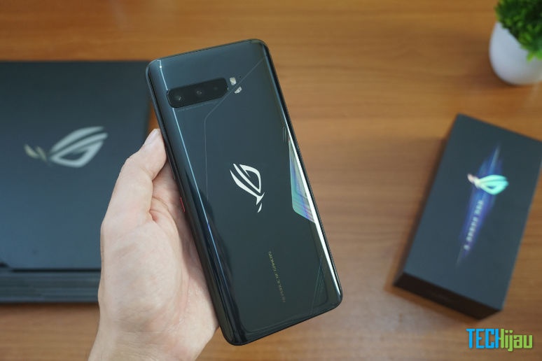 Review ROG Phone 3 Indonesia