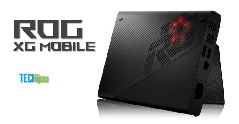 ROG XG mobile