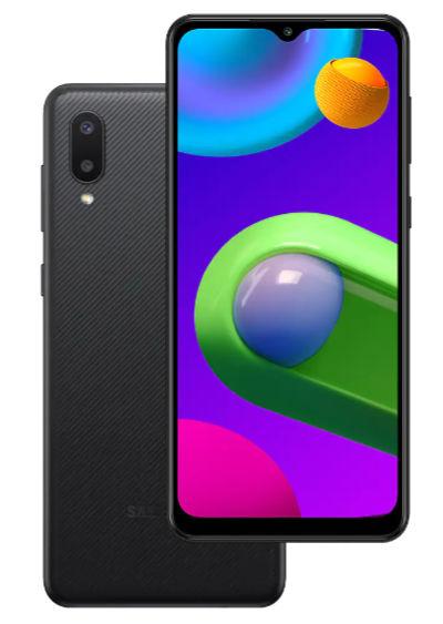 Samsung Galaxy M02 Indonesia
