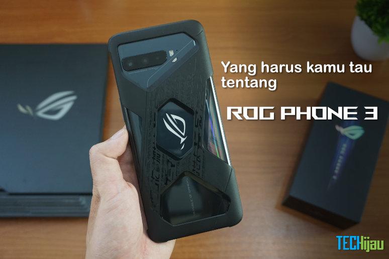 Tentang ROG Phone 3
