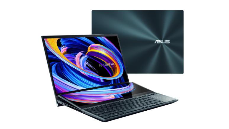 ASUS Zenbook Duo 15 OLED UX582