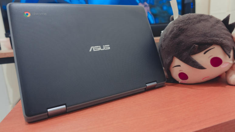 Harga resmi ASUS Chromebook C214