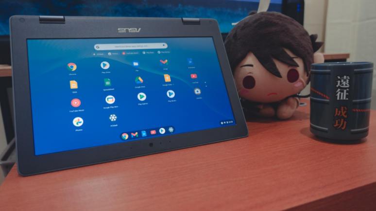 Kelebihan ASUS Chromebook C214